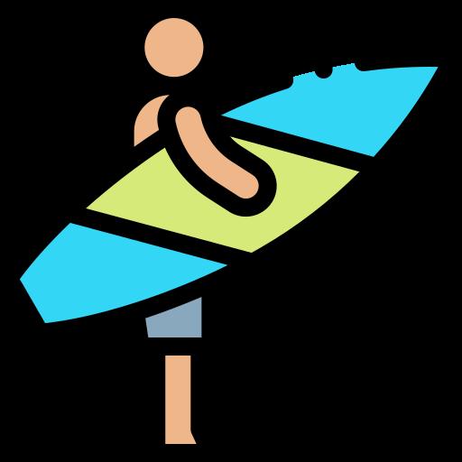 bild på surfare